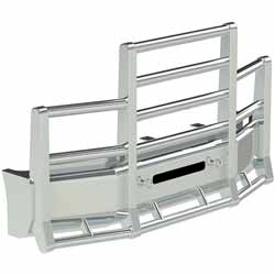 Herd Road Train Grille Guard Fits International ProStar 2008-2017