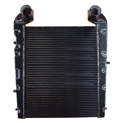 Charge Air Cooler 23 X 29.875 Inch Fits International 4700-4900, Bus RE & Blue Bird Bus All-American
