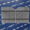 Aluminum Grille Insert for International