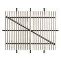 Aluminum OE Style Grille Insert Fits International 9300