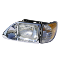 Headlight Assembly Fits International 9200/9400 Driver Side