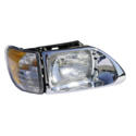 Headlight Assembly Fits International 9200 & 9400 - Passenger Side