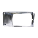 Chrome Headlight Bezel Fits International 4700-4900/9200/9400