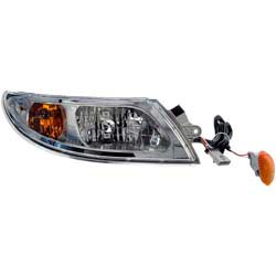 Headlight Assembly for International 4100, 4200, 4300, 4400, 8500, 8600