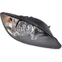 International Prostar Aftermarket Headlight Assembly