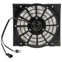 AC Condenser Fan Assembly Fits Isuzu NPR/HD - Replaces 8973838080