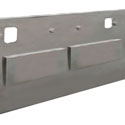 2 Plate Tag Hanger For 18 Inch Or Wider Bumper