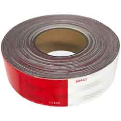 DOT-C2 Conspicuity Reflective Tape 2 Inch X 150 Foot Roll