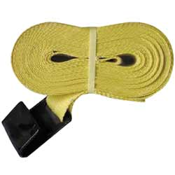 2 Inch X 40 Foot Cargo Strap With Hook