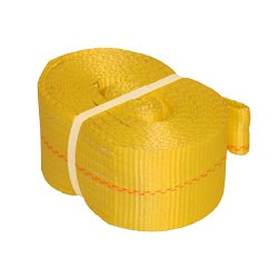 Polyester Tow Strap 20 Feet 15,000 lb Rating