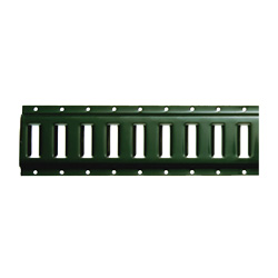 Horizontal Green E-Track 5 Feet