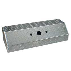 Diamond Plate Aluminum Air Line Box