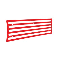 6 X 20 Inch Red Baron Step Plate Insert