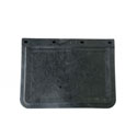 20 X 15 Inch Black Rubber Front Mud Flap