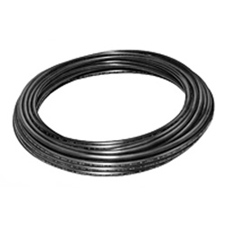 Black Plastic 1/2 Inch Air Line