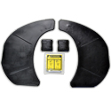 Aluminum Teflon Replacement Pad Fits Holland 5th Wheel