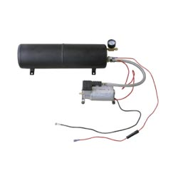 Turbo Air Compressor & Tank Kit For Train Horns