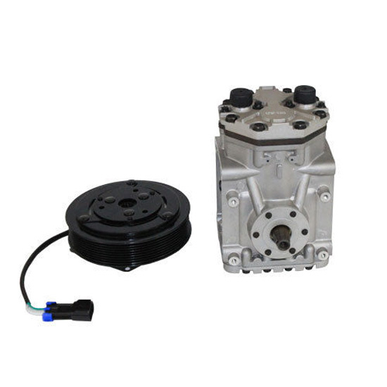 AC Compressor With Clutch Fits Freightliner, Peterbilt, Kenworth & Western  Star - Replaces ABP N83 304201T