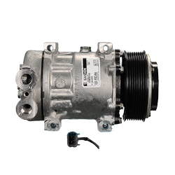 AC Compressor With Clutch Fits Freightliner, Sterling & Ford