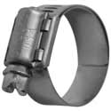 Lined Hose Clamp  0.687 - 1.25 Inch Stainless Steel