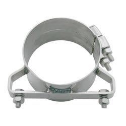 5 Inch Stainless Steel  Wide Band Exhaust Clamp