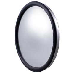 8.5 Inch Stainless Steel Center Mount Convex Mirror