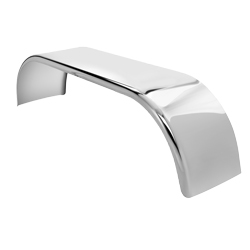 Hogebuilt Full Stainless Steel Fender - Perfect Mirror Finish