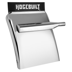 Hogebuilt Stainless Steel Quarter Fenders - Mirror Finish - 27in