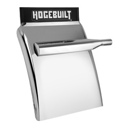 Hogebuilt 304 Stainless Steel Quarter Fenders - Mirror Finish - 30in