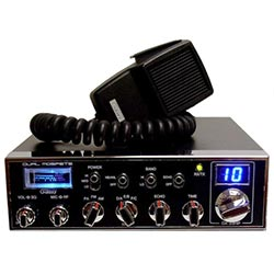 10 Meter Radio Galaxy DX33HP 2 240 Channel 6 Bands