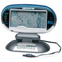 12 Volt Digital Compass with Temperature  Voltage Meter and Ice Alert