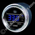 Digital Load Gauge w/ Blue Display - 2-1/16in