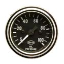 Oil Pressure Gauge - Mechanical - 0-100psi - 2in