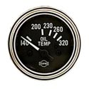2 Inch Electric Oil Temperature Gauge 140-320 Degree