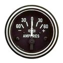 Amp Gauge - 60-0-60 Scale - 2in