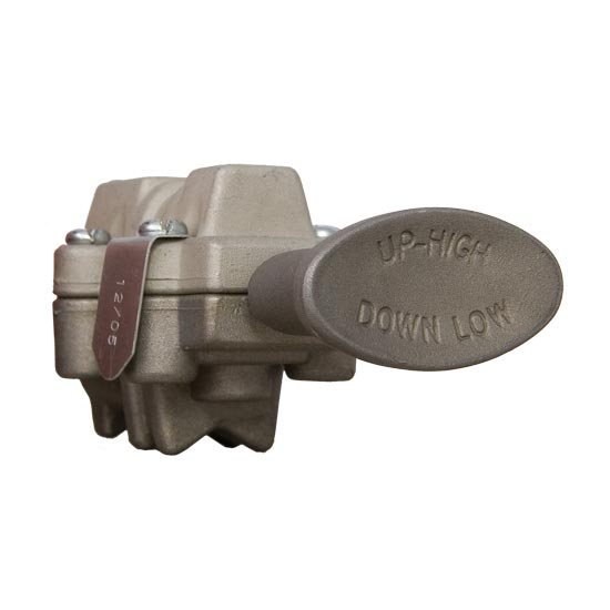 Hi-Lo Valve For Old Style Shifter on