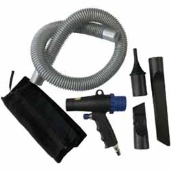 Air Powered Truck Vacuum Kit