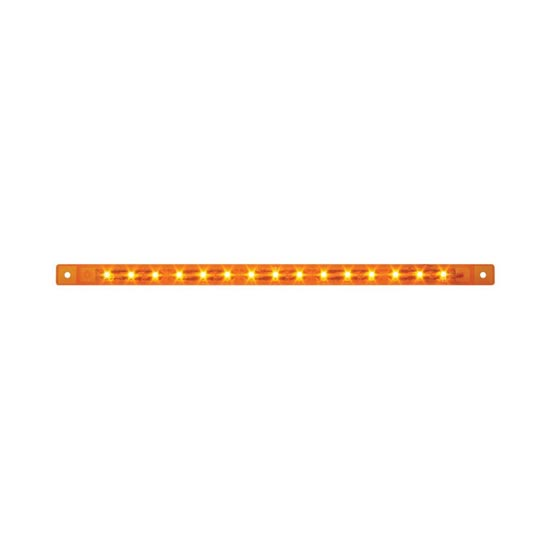 12 inch ultra thin led amberamber light bar with 15 diodes 4 12 inch ultra thin led amberamber light bar with 15 diodes aloadofball Choice Image