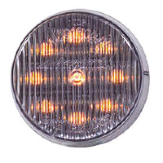 Led 2 Inch Clearance Marker Light Amber 4 State Trucks
