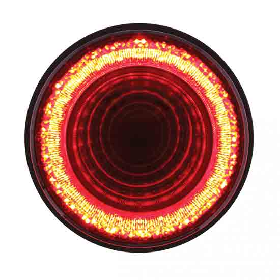 Led Lights For Semi Trucks >> 4 Inch Round Mirage Stop, Tail & Turn Signal Light - 4 ...