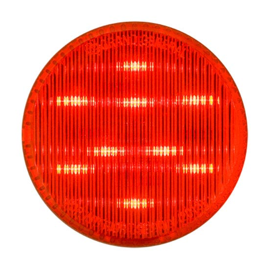 2 1 2 Inch Red Led Light 6 Diode Dual Function Led Light