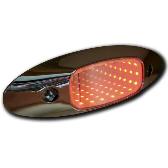 Led 179 Accessory Tunnel Light Red 4 State Trucks