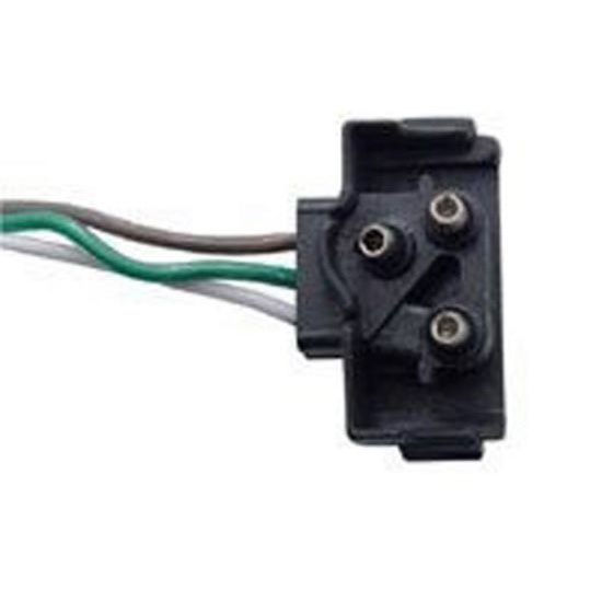 Black Male Trolling Motor Plug On 4 Wire Trolling Motor Plug Diagram