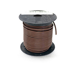 Brown 100 Foot 14 Gauge Wire Roll