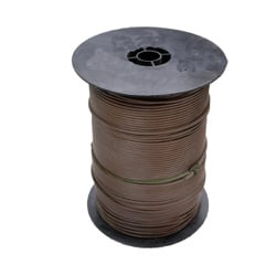 Brown 1000 Foot 14 Gauge Wire