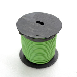 Green 100 Foot 14 Gauge Wire