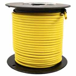 14 Gauge Yellow Wire 100 Foot