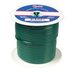 14 Gauge Green Electrical Wire 25 Feet