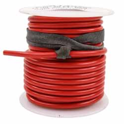 14 Gauge Red Electrical Wire 25 Feet
