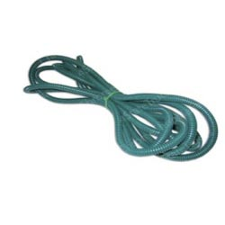 1/4 Inch Green Split Plastic Loom